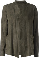 Salvatore Santoro - Daino jacket - women - Deer Skin - 42