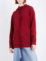 Yang Li Regulations cotton-jersey hoody