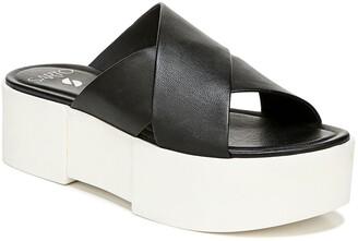 Franco Sarto Dyanna Platform Slide Sandal