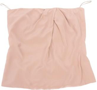 Gucci Beige Silk Top for Women