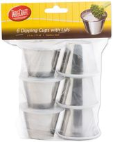 Bed Bath & Beyond Stainless Steel 6-Pack Dipping Cups with Lids