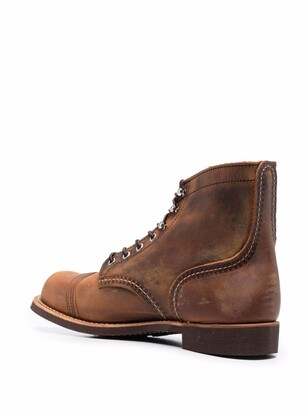 Red Wing Shoes Ankle Lace-Up Boots