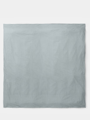 ferm LIVING Hush Duvet Cover - dusty blue - Dusty blue