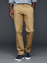 Gap Classic slim fit khakis