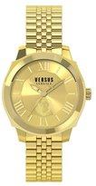 Versus By Versace Men's SOV060015 Chelsea Analog Display Quartz Gold Watch