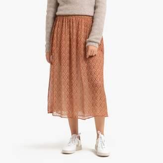 Hartford Jadis Printed Skirt