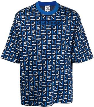 Kenzo Sport print T-shirt