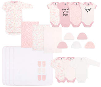 The Peanut Shell Ps By The Baby Unisex Essentials Gift Set 23-Piece