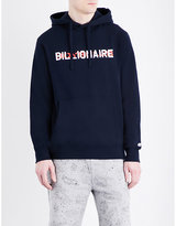 Billionaire Boys Club Logo-print cotton hoody