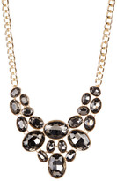Natasha Accessories Stud Frontal Necklace