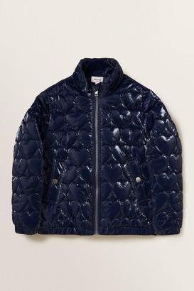 Seed Heritage Heart Puffa Jacket