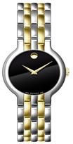 Movado Men's Veturi Two-Tone Bracelet Watch