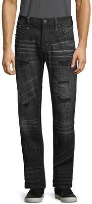 Affliction Ace Apex Jasper Straight Jeans