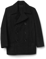 Gap Wool-blend peacoat