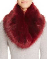 Cara Accessories Faux Fur Collar