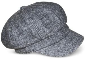 Nine West Boucle Newsboy Hat