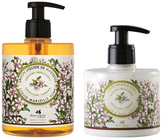 Energizing Verbena Liquid Soap and Hand & Body Lotion