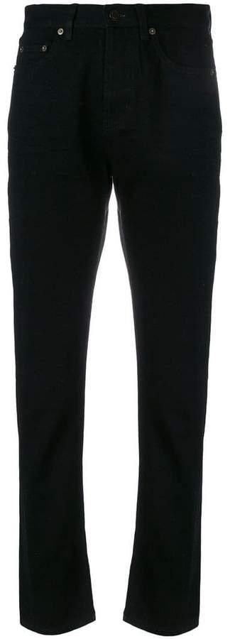 Saint Laurent classic slim-fit jeans