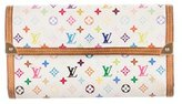 Louis Vuitton Multicolore International Wallet