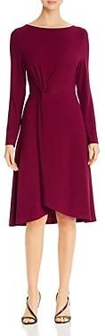 Leota Erin Twist-Front Dress