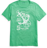 Big & Tall Polo Ralph Lauren Cotton Jersey Graphic T-Shirt