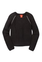 Joe Fresh Raglan Sweater (Little Girls & Big Girls)