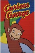 Fun Rugs Curious George Happy George Rug - 4'3'' x 6'6''