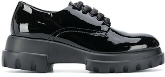 AGL Chunky Lace-Up Shoes