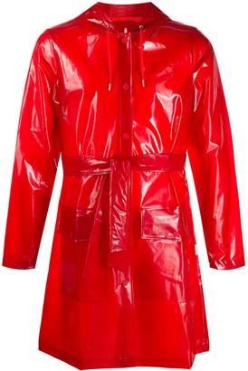 Rains Glossy Raincoat