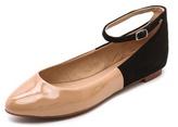 Splendid Isabel Ankle Strap Flats