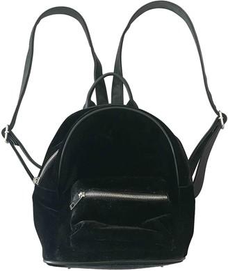 Non Signã© / Unsigned Black Velvet Backpacks