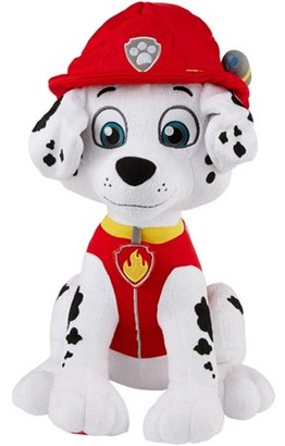 "Paw Patrol Plush Kids Character Pillow Buddy, 13.5""Tall, Marshall"