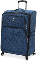 """London Fog Greenwich 28"""" Expandable Spinner Suitcase"""