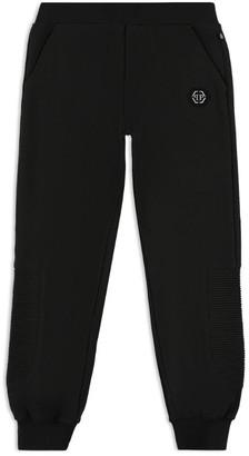 Philipp Plein Junior Logo Sweatpants (4-16 Years)
