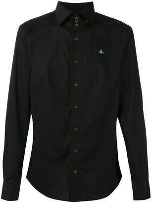Vivienne Westwood High Neck Shirt