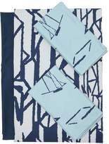 Trussardi Landscape Cotton Duvet Cover Set