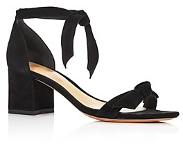 Alexandre Birman Women's Clarita Ankle Tie Sandals