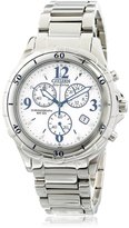 Citizen Women's FB1350-58A Eco-Drive Stainless Steel Watch