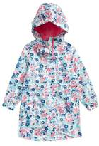 Joules Print Packaway Raincoat