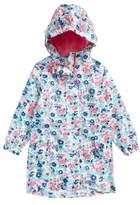 Joules Print Packaway Raincoat