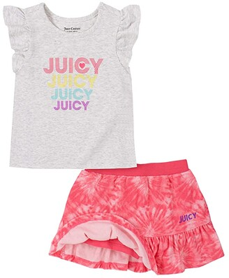 Juicy Couture 2 Pieces Scooter Set