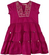Pink Chicken Penelope Dress (Toddler/Kid) - Hot Pink-2 Years