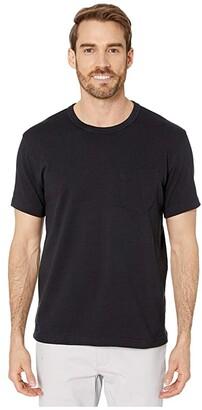 Alternative Recycled Cotton Pocket Tee (Black) Men's Clothing
