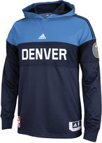 adidas Men's Long-Sleeve Denver Nuggets On Court Shooter Shirt