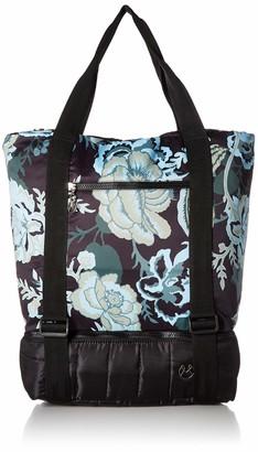 Maaji Women's Floret Printed Velour Gym Bag