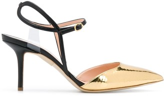Rupert Sanderson Simphony 90mm two-tone pumps
