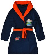 Disney Boys Planes Fleece Dressing Gown Kids Bath Robes New