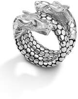 John Hardy 'Legends' Dragon Coil Ring