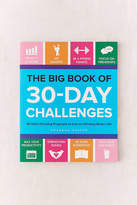 Urban Outfitters The Big Book of 30-Day Challenges By Rosanna Casper