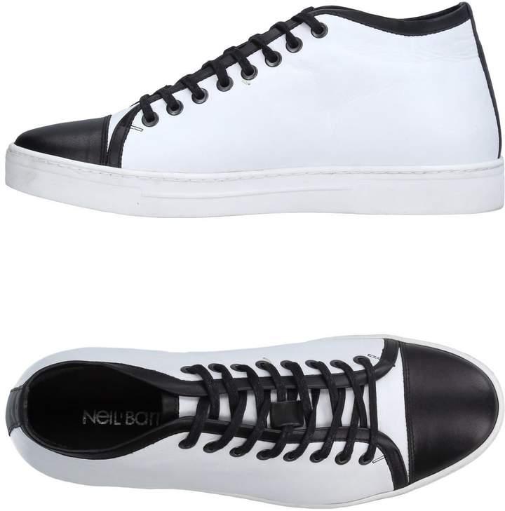 Neil Barrett Low-tops & sneakers - Item 11235681